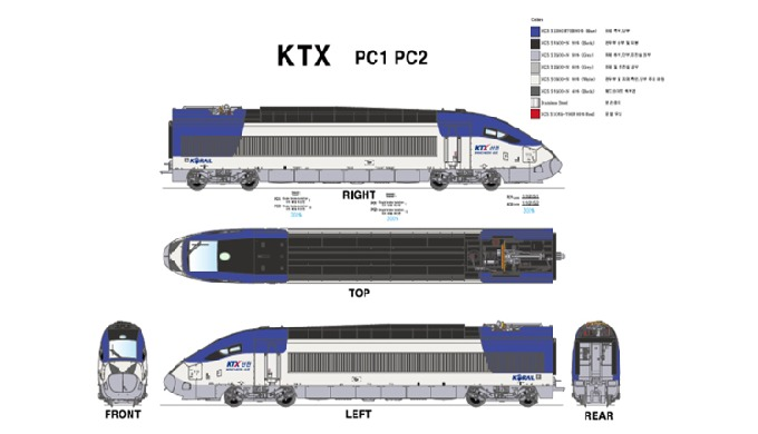 KTX_SanCheon | adult toy train, collectible trains, rc train set, model railway, ho scale train