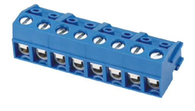 Besides the customized PCB Screw Terminal Blocks,we also can offer some standard parts which are mai...