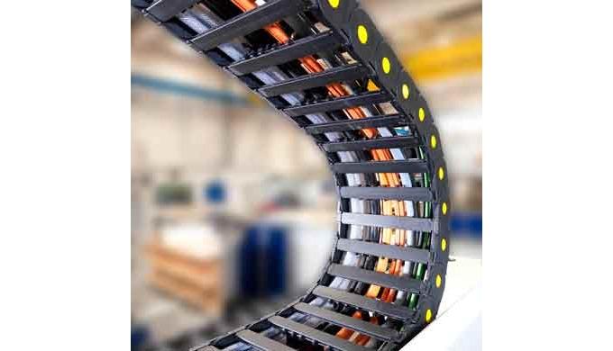 Estos Kits energéticos están compuestos por: Cadena Porta-cable (plásticas o metálicas), Cableados e...