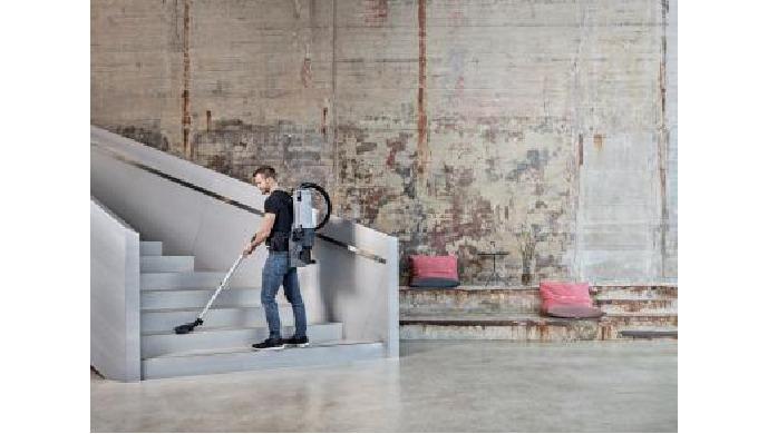 L'aspirateur dorasal Nilfisk GD5 vous offre tout ce dont vous avez besoin pour accomplir votre trava...