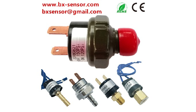 Changzhou Baixiang pressure controller includes pressure switches and pressure sensors,They can be u...