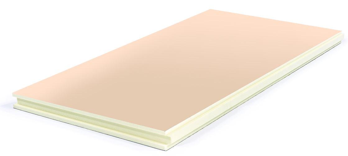 Panneau rigide toiture 2400 x 1200 x 120 mm