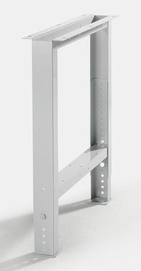 Stabile Stahlblechkonstruktion für langlebigen Industrieeinsatz Einsatz: Fertigung, Industrie, Werks...