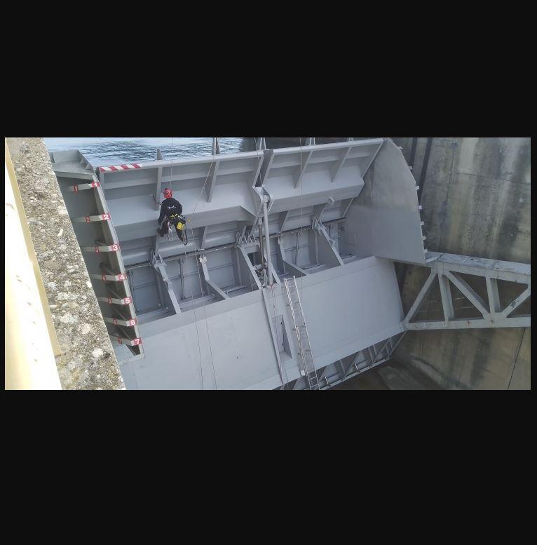 Service de diagnostics des installations industrielles, des ESP et ouvrages hydroélectriques