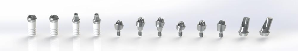 Aditamentos protésicos dentales
