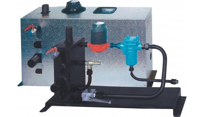 - Für die zuverlässige Brennstoffversorgung mit Öl - Für schnelle Montage einbaufertig vormontiert -...