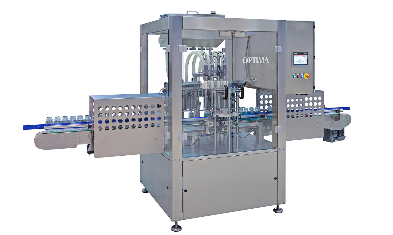 Filling Machine OPTIMA FM1