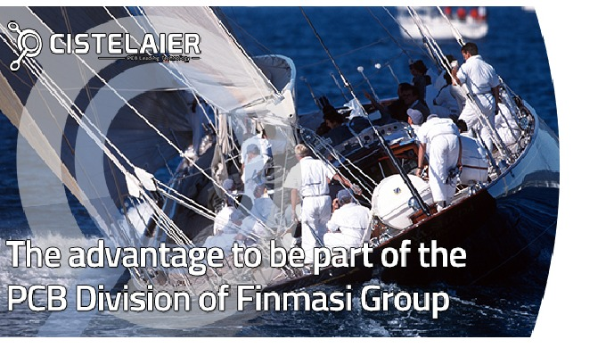 The advantage to be part of the PCB Division of Finmasi Group