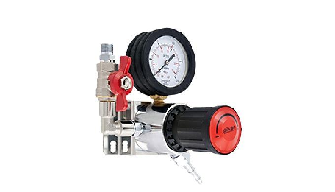 Regulación de Gas