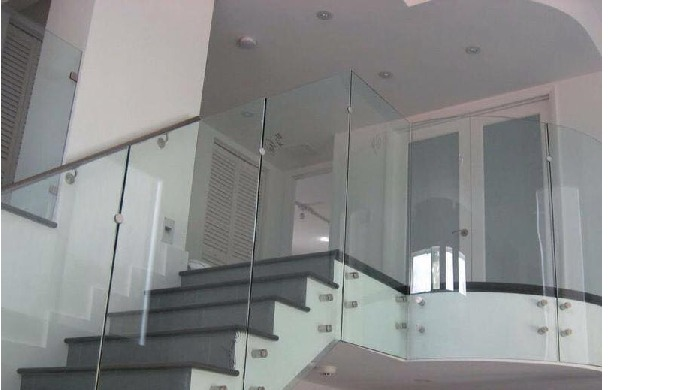 Building glass stairs and staircases with glass parts is a big challenge, using special architectura...