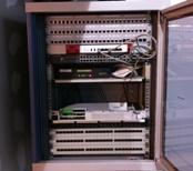 Réalisation de tout type de baie informatique. Réseaux cuivre RJ , fibre optique.