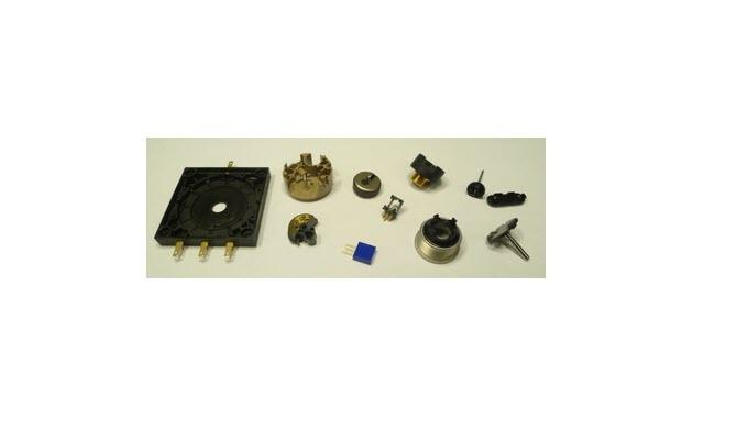 Die Spezialität bei WESA sind anspruchsvolle Kleinteile und Kunststoff-Metall-Verbunde, hergestellt ...
