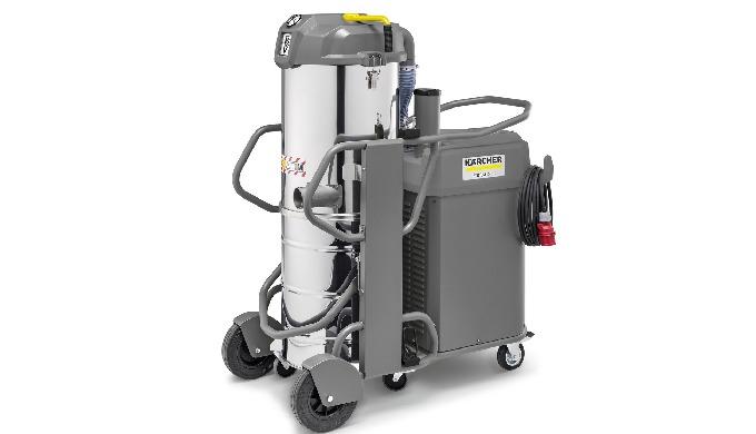 Spécialement conçu pour une utilisation en continu dans les conditions les plus dures, les aspirateu...