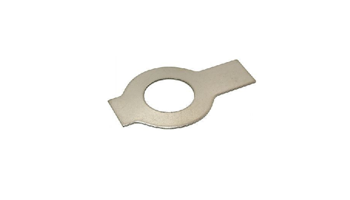 Tab washers are a mechanical locking solution that secure bolted joints using a physical barrier. Th...