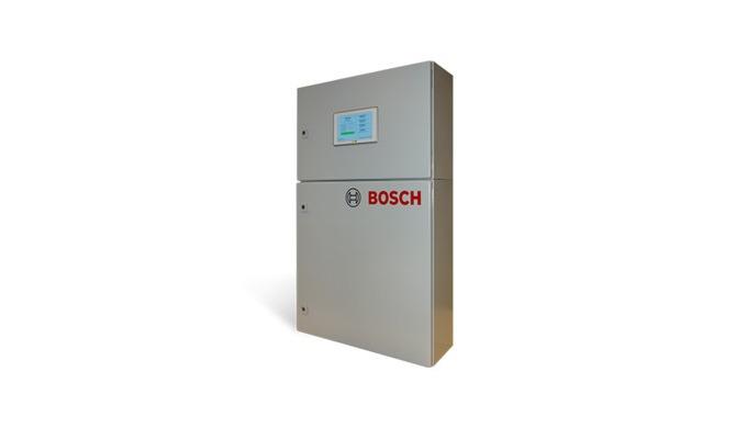 Im Analysegerät werden Restsauerstoffkonzentrationen, pH-Werte und Leitfähigkeiten in Kesselspeisewä...