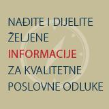Online baze podataka i poslovnih informacija - Hrvatska i svijet