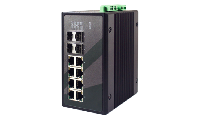 EHG9512 Series / Industrial Ethernet Switch / Industrial Managed Switch