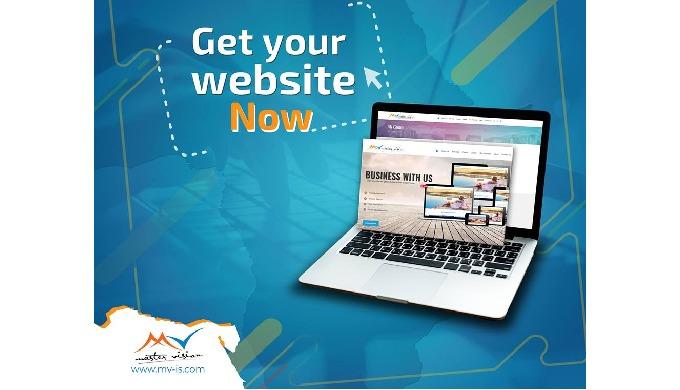 · تصميم وتطوير المواقع الإلكترونية