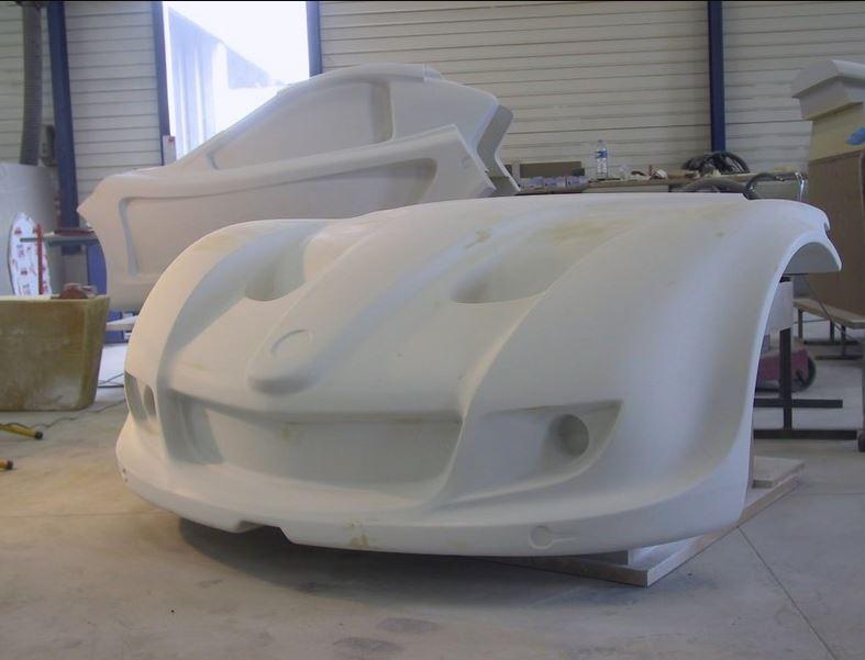 Atlantic Modelage Composite effectue de la carrosserie composite industrielle ou unitaire : que ce s...