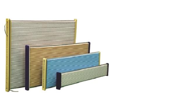 Filtrační panely pro laserové pálící stroje Trumpf, s filtrační jednotkou Handte, Keller Filtrační p...