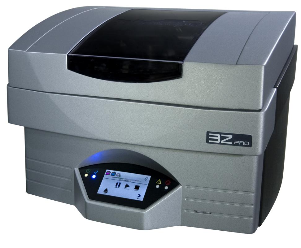 De nieuwste generatie 3D wax Printers van SolidScape met 100% castable wax voor de sieraden/juwelen ...