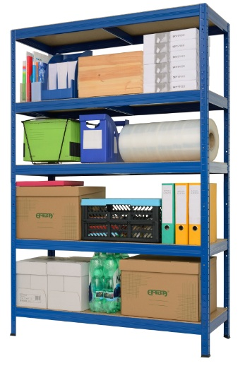 Shelving systems- producer Metal shelving racks are traditional products of the company, the product...