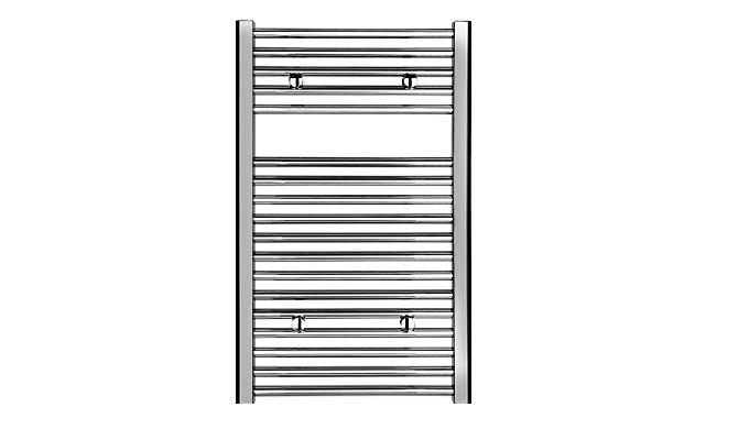 AF-CN-Chrome800 Towel rail