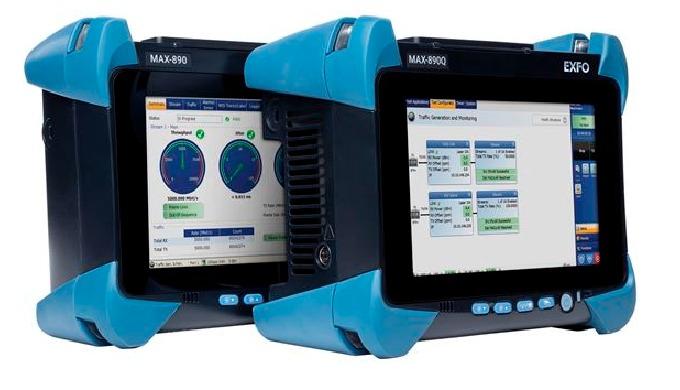 Strumento di Test Ethernet e Trasporto fino a 100Gb La serie MAX-800 è una soluzione di test portati...