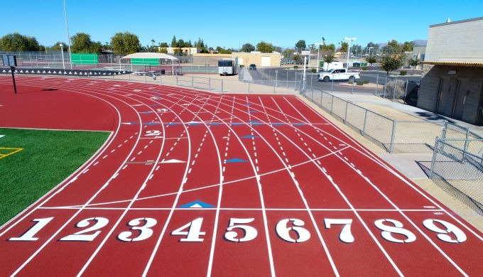Stobitan®   Polyurethane Track and Field Surfaces