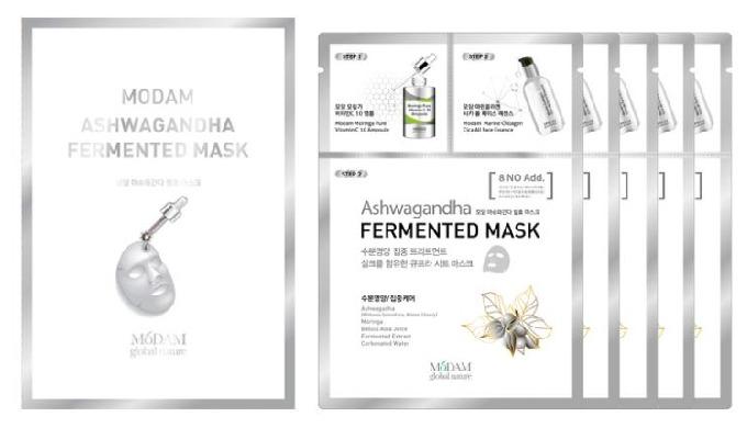 Ashwagandha Ferment Facial Mask