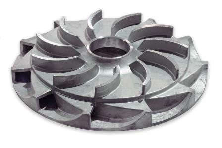Wysokiej jakości odlewy z metali szlachetnych dla producentów pomp