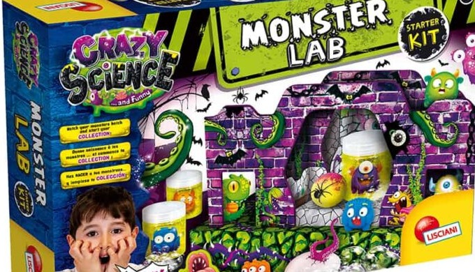Everything you need to create and collect incredible little monsters Everything you need to create a...
