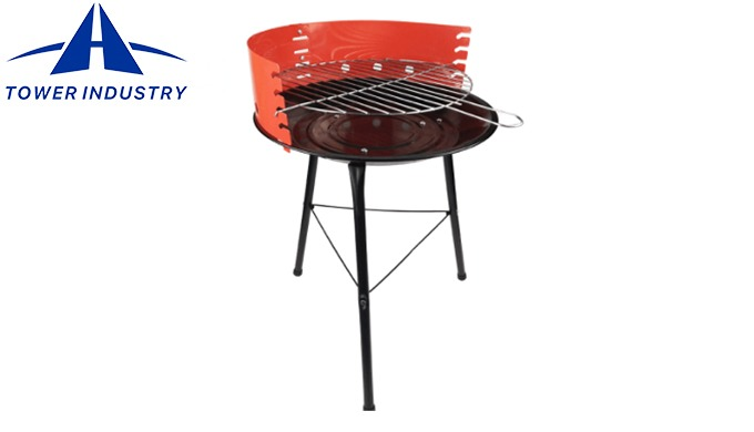 TW-T13 Small Triangle BBQ Grill
