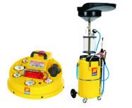 Récupérateur et aspirateur d'huile