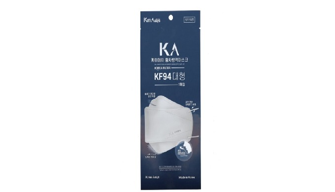KF94 KA Premium  Yellow Dust Disinfection Mask