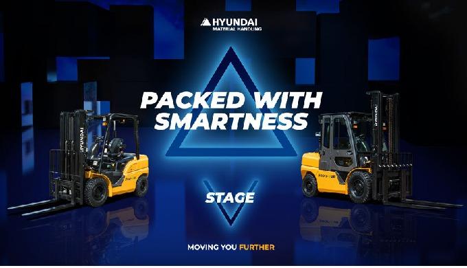 "Lucar presenta la nuova gamma di carrelli elevatori diesel Hyundai ""Stage V"""