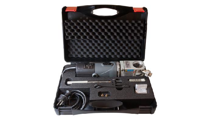 Effektiv NEUTRIX er en håndholdt og bærbar slibemaskine, der opfylder kravene til sikker og miljøven...