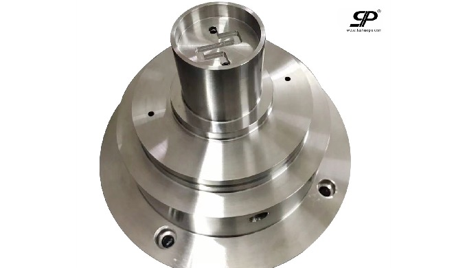 Aerospace aluminum machining components for laboratory equipment