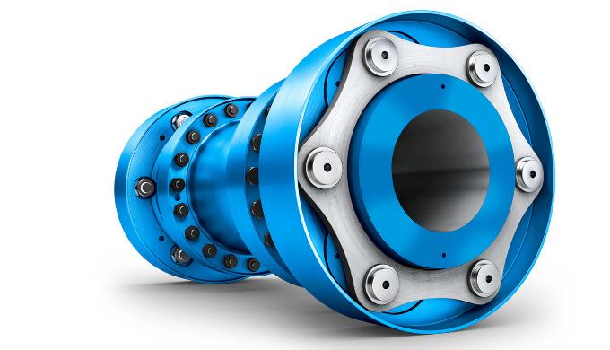 ARPEX ART Turbokupplung 720 km/h Top-Speed: Spielfreie, drehstarre Ganzstahllamellenkupplung für Hoc...