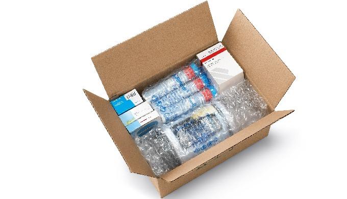 AIRmove2 Sistema de embalaje de cojines de aire -ecommerce