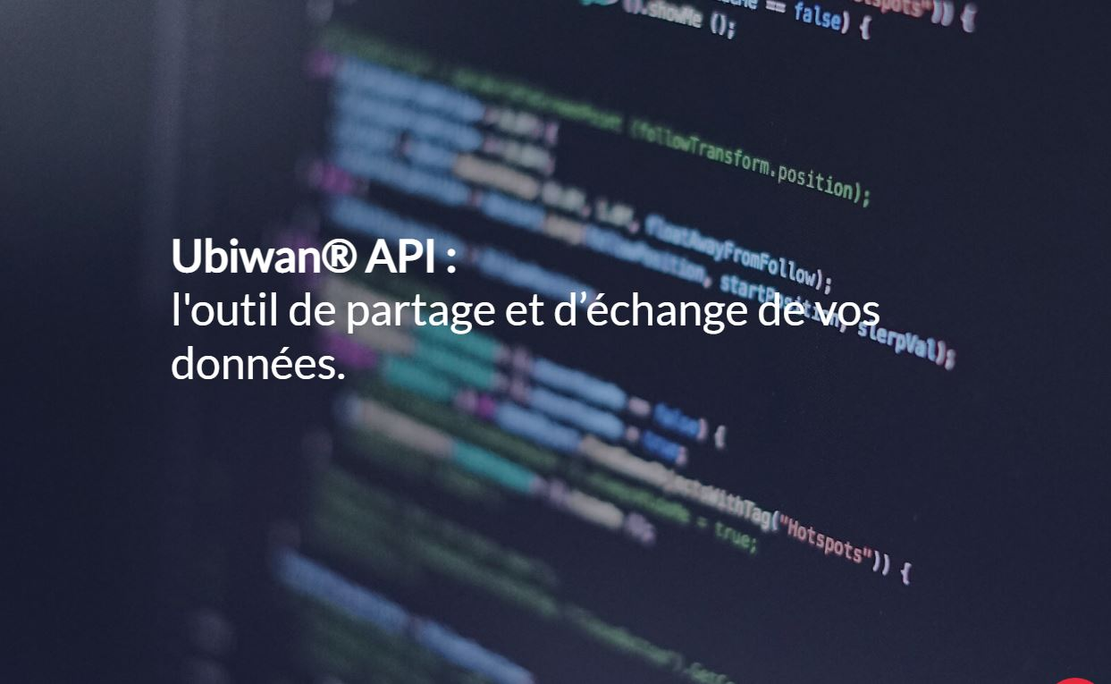 Ubiwan® API