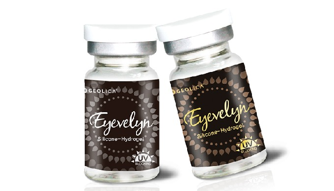 GEOLICA Eyevelyn | Contact Lenses, Color Lenses