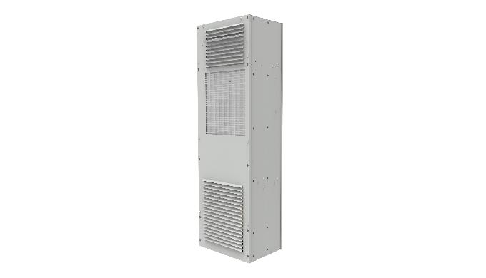 Gamma completa di condizionatori per shelter per telecomunicazioni e altri tipi di Outdoor Cabinet. ...