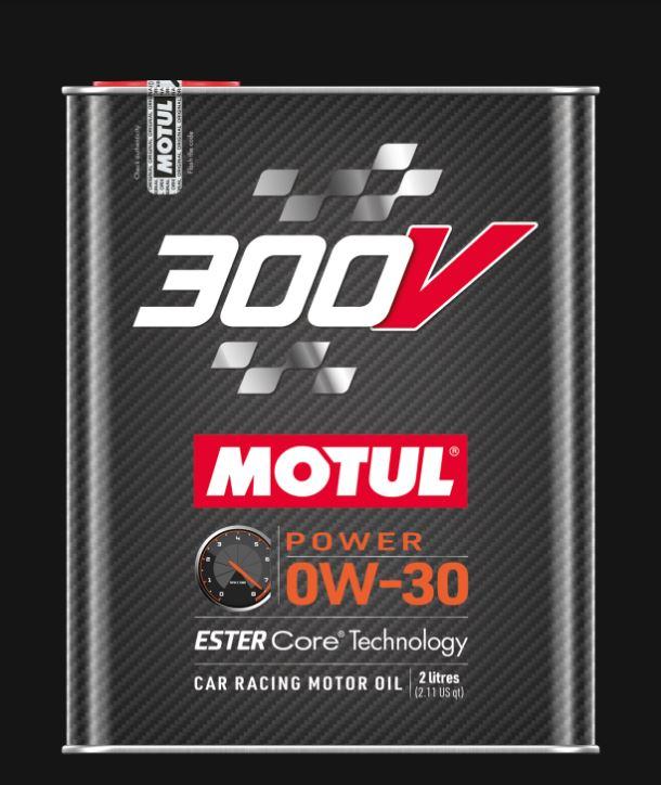 Motul 300V power 0W-30