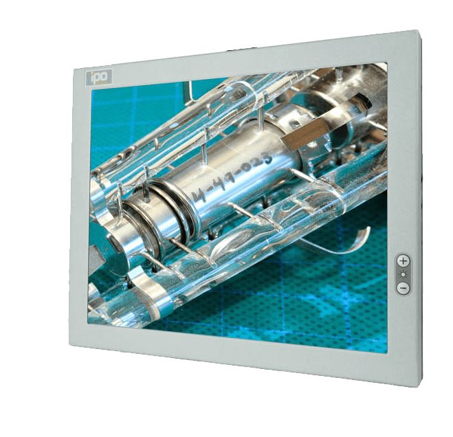 VITUS Panel PC 4:3 tactile en coffret métal : VITUS 15SCI