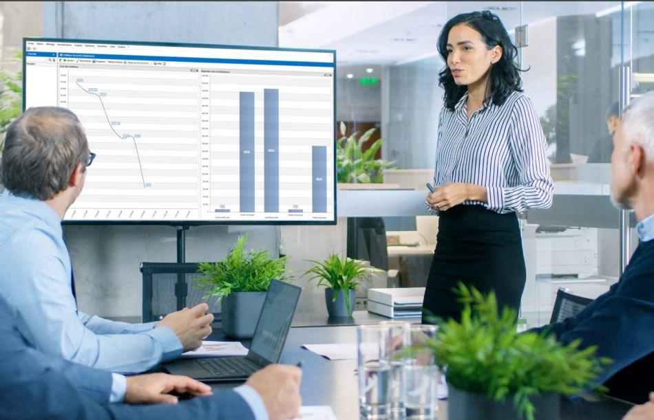 Avec notre ligne PME, nous vous offrons, comptables, directeurs financiers et dirigeants d'entrepris...