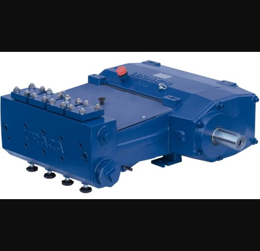 Pompes haute pression avec des rendements mécaniques élevés: Pompe P4-20