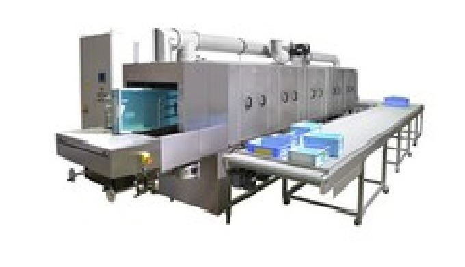 Waschmaschinen, Geschirrspüler für die Automobilindustrie und Logistik