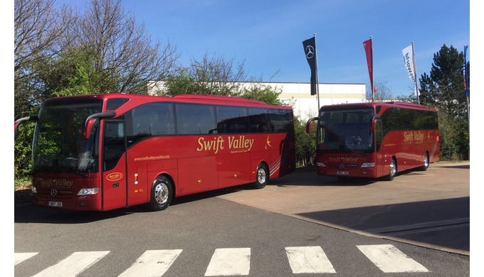 Welcome to Swift Valley Coach Travel, a leading coach & Mini Bus hire services provider in West Midl...