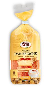 FILONE PAN BRIOCHE